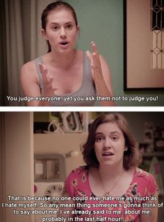 I just love this show girls hbo Tv Show Quotes, Movie Quotes, Movies Showing, Movies And Tv Shows, Lena Dunham, Movie Lines, How I Met Your Mother, Girl Quotes, Girls Hbo Quotes