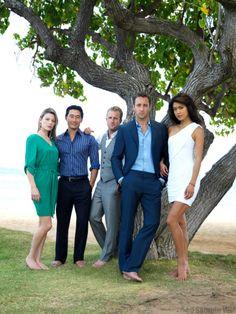 Hawaii five 0 season 1 episode 7 cast : Money in the bank