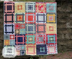 Churn to the Dash Quilt