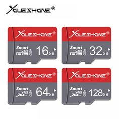 Buy mini red micro sd card Memory Card card for Smartphone Class 10 usb flash pen drive microsd sdhc sdxc Smartphone Reviews, Camera Reviews, Flash Memory Card, Camera Phone, Usb, Card Reading, Sd Card, Brand Names, Memories