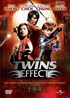The Twins Effect * IMDb Rating: 5,5 (3.142) * 2003 Hong Kong * Darsteller: Ekin Cheng, Charlene Choi, Gillian Chung,
