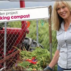 Tui Garden Project - Making Compost