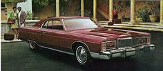 1976 Mercury Marquis Brougham Two Door Hardtop