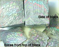 Faux Abalone (heavily repinned with dead link  - This is an up to date link as of 04/09/14). #Polymer #Clay #Tutorials