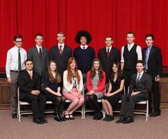 2013-14 Sterling Scholars: Matt Niu, Social Science; Lindsay Haupt, FACS; Katya Wagstaff, Vocal Performance; Madison Monson, Dance; Christopher Taylor, English; Alexis Fisher, Foreign Language; Morgan Sutterfield, Computer Technology; Tanner White, Business & Marketing; Eric Harrison, Science; Jacob Buhler, Trade & Technical Sciences; Jeremy Anderson, Mathematics; Andre Spencer Parkinson, Visual Arts; Aaron Stoddard, Instrumental Music