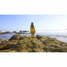 Just breathe.. #justbreathe #bethankful #goodmorning #vitaminsea #nature #naturelovers #instatrip #adventure #landscape #landscape_lovers #beach #sea #hair #longhair #cungkring #exploregunungkidul #jogjacekrek #jogjalantaidua #pesonajogja #wonderfuljogja #yogyakarta #wediombobeach by antoniavinariyanti