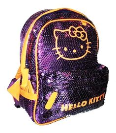 Hottest Style Hello Kitty Sequins Backpacks For Girls - LoveItSoMuch.com