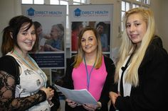 Students at a pioneering new school have been finding out about work experience and employment opportunities in the care sector. [read more at www.wnc.ac.uk]