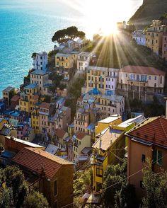 Riomaggiore - Italy  #SennaRelax