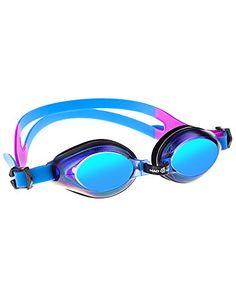 8417464e2 Amazon.com : Mad Wave Junior Aqua Rainbow Goggle Muti-Coloured : Sports &  Outdoors. Óculos De Sol ...