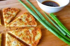 Chinese turnip pancakes are one of my favorites using Chinese turnips (daikon radish is also okay to use). If you've ever been to dim sum and had Chinese turnip cakes, these pancakes are a much easier way to get a similar flavor…with the turnip, scallions, and Chinese sausage.