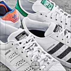 The year 2020 marks an anniversary year for both adidas Originals and Swarovski. For the sports and lifestyle brand, it marks 50 years of the adidas Originals' Superstar sneaker; for Swarovski, it's 125 years of sparkling brilliance. And what better way to celebrate both birthdays than by joining forces to create four limited-edition sneakers?
