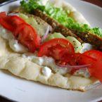 Ground Turkey Gyro Sandwich Recipe