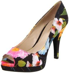 Shoes: Nine West Women's Danee Platform Pump [Buy New: $23.70 - $79.99 (On sale from $89.00)	]