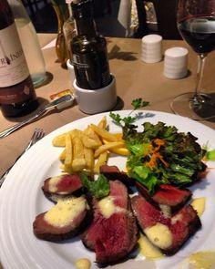 Food love steak