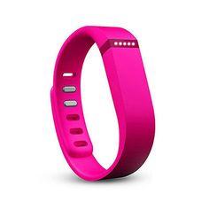 FITBIT Flex Wireless Activity Tracker Pink Red One Size