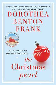 Great lesson. All books by Dorothea Benton Frank have been good so far.