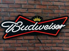 Luminoso Budweiser LED - 80cm