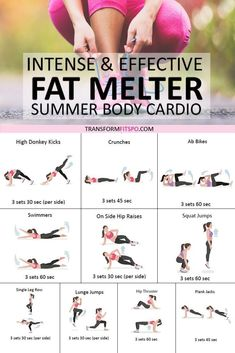 Never settle for less! Aim high on your fitness goals by strengthening your core and cardio with these low impact fat burning exercises. The before and after fun results will amaze Fitness Workouts, Fitness Workout For Women, Fitness Goals, At Home Workouts, Fitness Tips, Health Fitness, Fitness Plan, Yoga Fitness, Butt Workouts