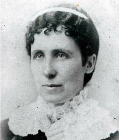 Dr. Elizabeth Secord (1842-1910) in 1883 she became the 1st qualified and registered doctor in the province of New Brunswick, Canada. http://famouscanadianwomen.com