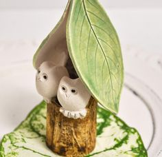 owl clay project