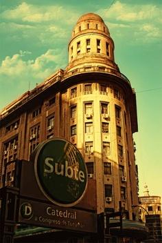 Gabriel Mascolo Photos: Edificio microcentro ciudad de Buenos Aires