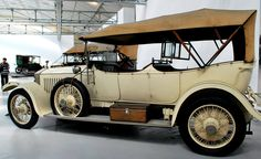 Chassis 23YB (1914) Tourer by Barker