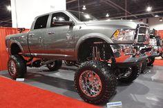 2012 Dodge Ram Heavy Duty edition   Heavy Duty pickup truck from America