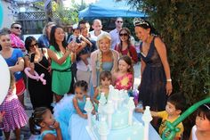 Forever Enchanted Parties - Mountain View, CA, United States. She sang happy bday to my daughter