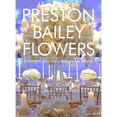 "Bring stylish interest to your coffee table or powder room with this enthralling book, offering tips from floral designer Preston Bailey on creating breathtaking blooming arrangements.        Product: Book Features: Written by Preston Bailey    Hardcover208 Pages     Dimensions: 12.4"" H x 9.01"" W x 0.96"" D"