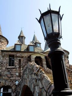 Photographic Logbook: America's Castles - Part II: Return to Heart Island | The Power House at Boldt Castle