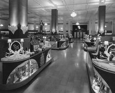 vintage department store photos   BULLOCKS DEPARTMENT STORES