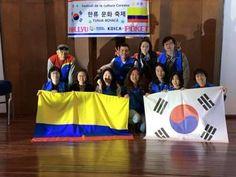 Tunja, Boyacá - KOICA realizó una muestra cultural, artística y deportiva en el auditorio Caballero Calderón