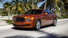 For the gentleman (or lady, of course) who prefers their luxury with a little more sporting intent, ... - Bentley