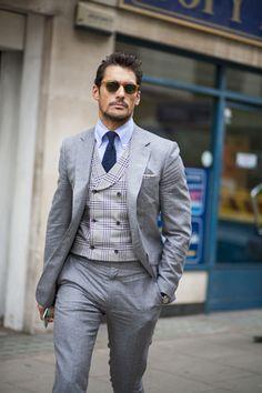 MFI Street Style | Photographer: Sherion Mullings | David Gandy | London 2015