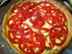 Weeks ago I saw a Tomato Pie on The Chew, and just knew I had to make a version of it that night! It sounded fabulous, with tomatoes and a peach-chili jam, but I didn't have all of the ingredients on hand right then, and I wanted to put more of an Italian inspiration into it anyway.…   [read more]