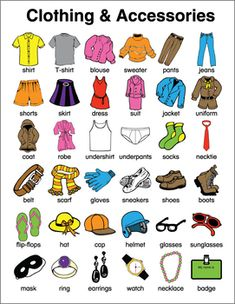 Learn English 416020084331146856 - ESL Games-Clothing Tic-Tac-Toe by Donald's English Classroom Learning English For Kids, English Lessons For Kids, English Worksheets For Kids, Kids English, Learn English Words, English Activities, English English, American English, English Vocabulary List