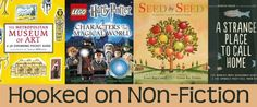 New Non-Fiction Books for Kids -- something here for everyone!