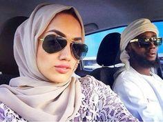 #interracial #muslim #couple