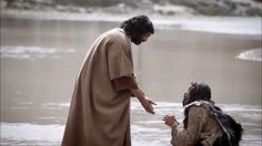 Taken from the Gospel of Matthew, Jesus tells the disciples to inform John the Baptist of the miracles performed towards the blind, deaf and poor. Jesus explains how John will prepare the way his teachings to spread across the land.