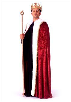 King Robe Plus Size Adult Halloween Costume $29.99