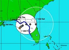 Indian River County now in cone of uncertainty for Tropical Storm Debby
