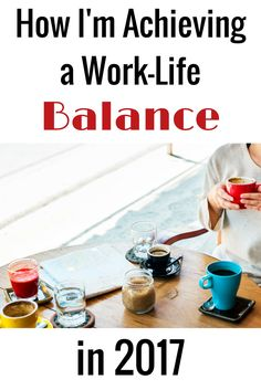 Achieving a work-life balance isn't easy for everyone. Find out how this single working mom is finally achieving a work-life balance.