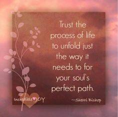 Souls perfect path