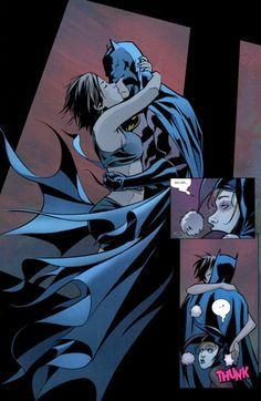 Streets of Gotham: Batman and Selina Kyle
