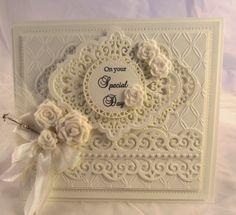 Sue wilson card ....stunning
