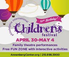 Philadelphia International Children's Festival