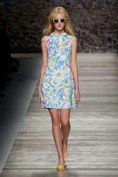 Blugirl at Milan Fashion Week 2013.