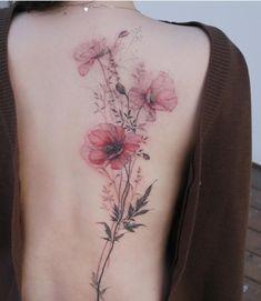 The Most Beautiful Flower Tattoo For Women – Page 11 of 24 – Dazhimen - Modern Scar Tattoo, Tattoo Set, Cover Tattoo, Piercing Tattoo, Body Art Tattoos, Girl Tattoos, Tattoos For Women, Tatoos, Half Sleeve Tattoos Forearm