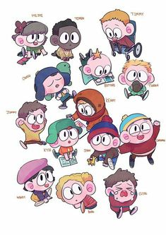 SP Kids(who I 've known) Ok this is cute South Park Quotes, South Park Funny, South Park Memes, South Park Anime, South Park Fanart, Style South Park, Tweek And Craig, South Park Characters, Eddsworld Memes